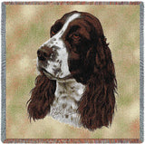English Springer Spaniel Small Blanket