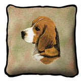 Beagle Pillow Cover
