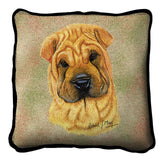Shar Pei Pillow