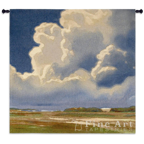 Country Solitude Wall Tapestry