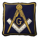 Masonic Emblem Pillow