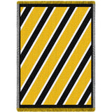 Spirit Black and Yellow Small Blanket