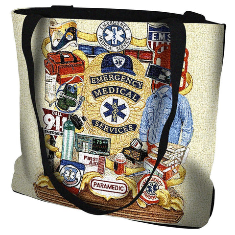 Ems Collage Tote Bag