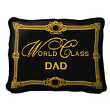 World Class Dad Pillow