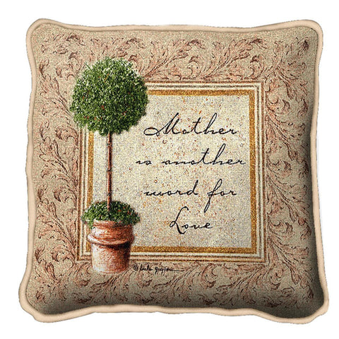 Mother is Love Pillow