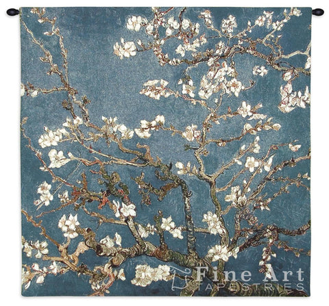 Almond Blossom Small Wall Tapestry