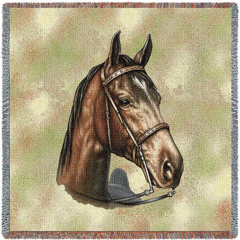 Tennessee Walking Horse Small Blanket