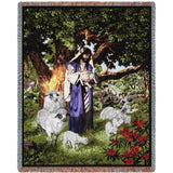 Fresco Collage Wall Tapestry