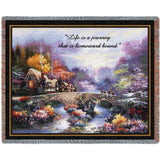 Souls Of Poets Large Wall Tapestry