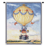 High Tea Wall Tapestry With Rod