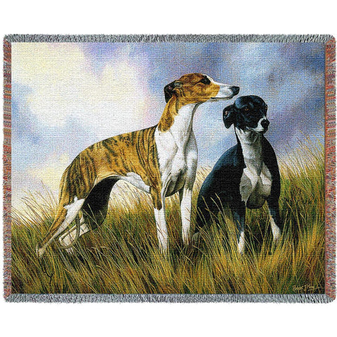 Greyhounds Blanket