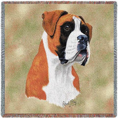 Boxer Small Blanket
