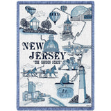 New Jersey Blanket