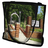 Albright College Campus Gate Tote Bag