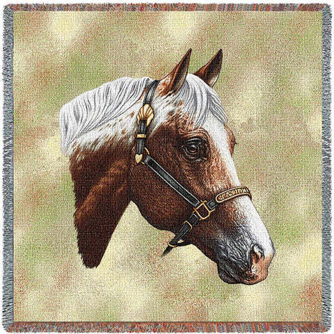 Appaloosa Small Blanket