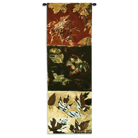 Autumn Leaves II Wall Tapestry