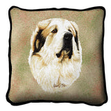 Great Pyrenees Pillow Cover