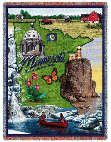Minnesota 2 Blanket