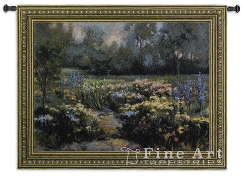 Delphinium Wall Tapestry