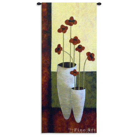 Bouquet De Sept Wall Tapestry