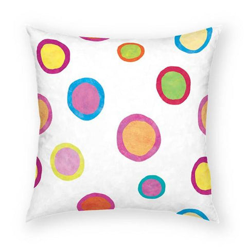 Polka Dots Pillow 18x18