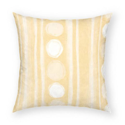 Pearls Pillow 18x18
