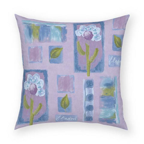Bloom Pillow 18x18