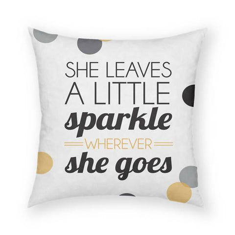 Sparkle Pillow 18x18