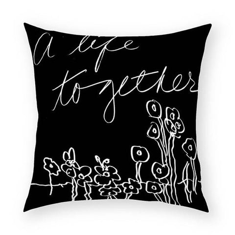 A Life Together Pillow 18x18