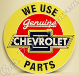 Chevy Genuine Parts