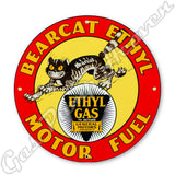 "Bearcat Ethyl 12"" Sign"
