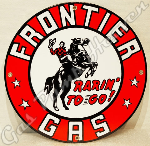 Frontier Gas 12