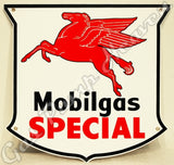 Mobilgas Special Shield