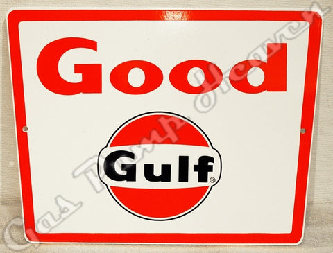 Good Gulf Die Cut
