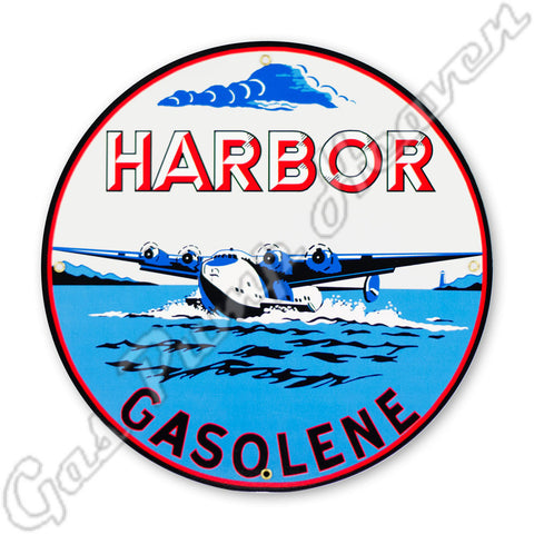 Harbor Gasolene 12