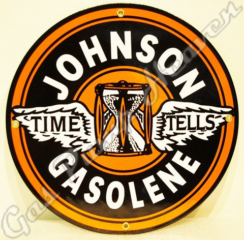 Johnson Gasolene 12