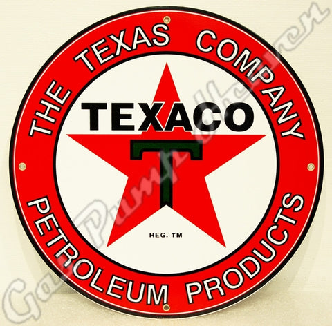 Texaco Petroleum 12