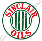 Sinclair Oils Decal