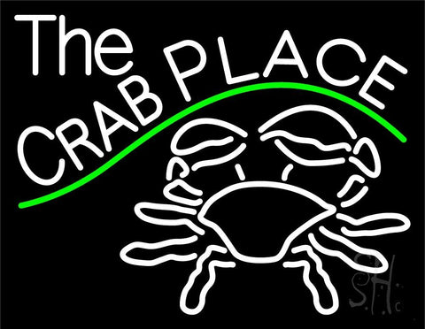 Custom Crab Neon Sign 24