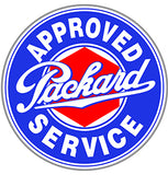"Automotive PA-3 22"" Packard Service Disk"