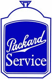 Automotive PA-8 Packard Service Sign