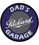 Automotive PA-9 Dad's Packard Garage