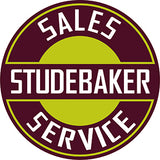 "Automotive SB-4 18"" Vintage Studebaker Disk"