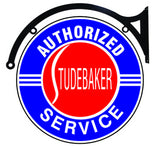 "Automotive SB-8DS 22"" Double Sided Studebaker Service Disk"
