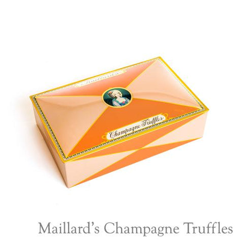 Louis Sherry Champagne Truffles