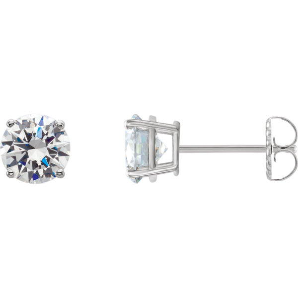 Millie Diamond Stud Earrings