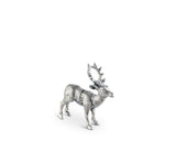 Pewter Deer Place Card Holder