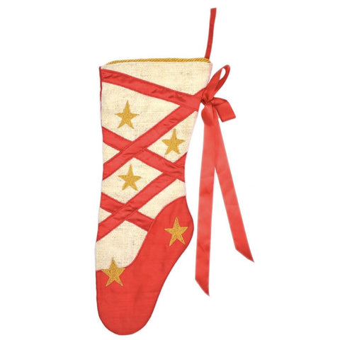 Nutcracker Ballet Stocking