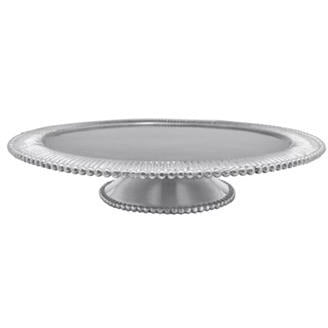 Mariposa Classic Fanned Cake Stand
