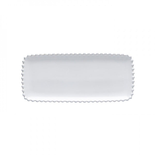 Costa Nova Rectangular Pearl Tray